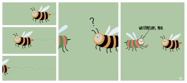 bee buzz